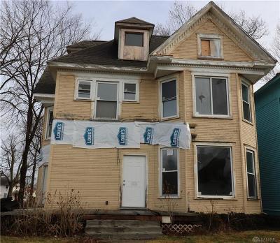 Springfield Single Family Home For Sale: 1308 Fountain Avenue
