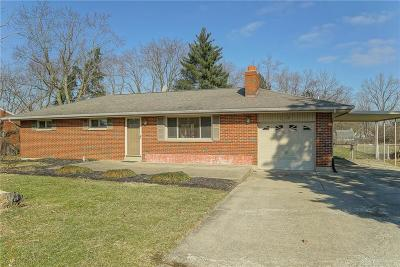 Beavercreek OH Single Family Home For Sale: $137,900