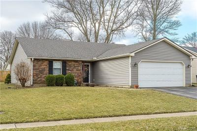Dayton Single Family Home For Sale: 1012 Millerton Drive