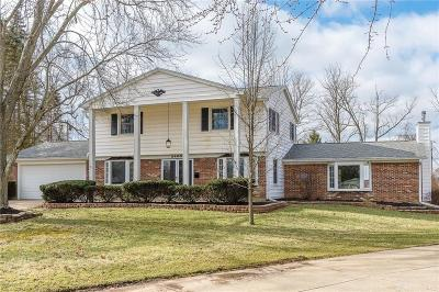 Beavercreek Single Family Home Pending/Show for Backup: 2600 Rockledge Trail
