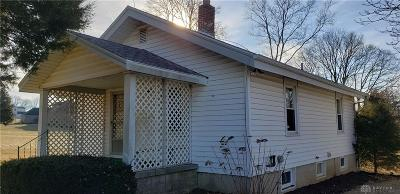 Bellbrook Single Family Home Pending/Show for Backup: 2717 Waynesville Road