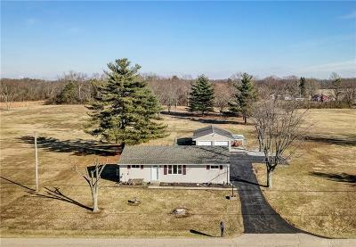 Beavercreek Single Family Home Pending/Show for Backup: 2350 Township Road