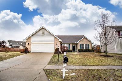 Miamisburg Single Family Home For Sale: 4410 Turtledove Way