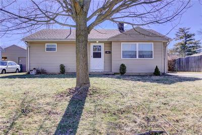 Dayton Single Family Home Pending/Show for Backup: 2324 Vale Drive