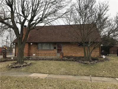 Huber Heights Single Family Home For Sale: 5813 Beth Road