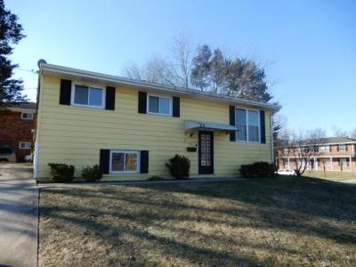 Middletown Single Family Home For Sale: 1701 Orchard Street