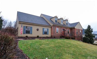 Montgomery County Single Family Home For Sale: 6559 Grants Walk Lane