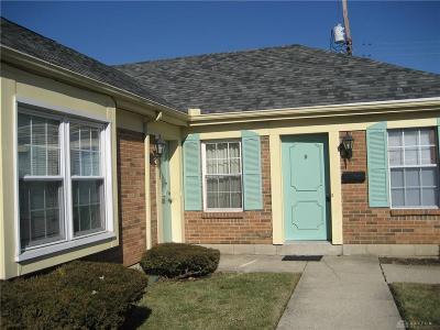 Dayton Condo/Townhouse For Sale: 520 Watervliet Avenue