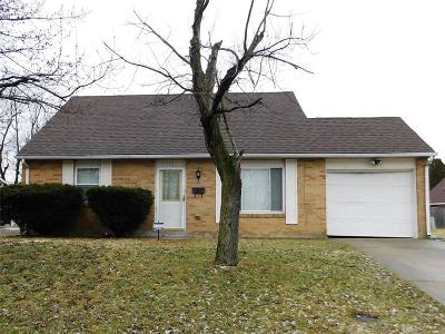 Dayton Single Family Home Pending/Show for Backup: 1315 Clement Avenue