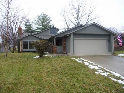 Middletown Single Family Home Pending/Show for Backup: 219 Heatherway Street