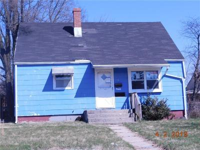 Montgomery County Single Family Home For Sale: 756 Alexander Drive