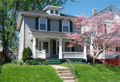 Dayton Single Family Home For Sale: 415 Gunckel Avenue