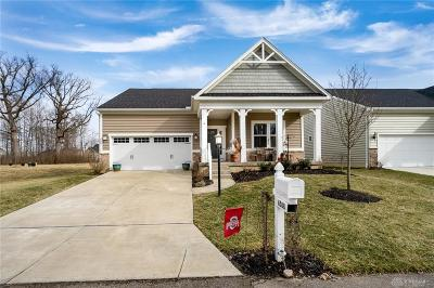 Dayton Single Family Home For Sale: 6588 Crabtree Lane