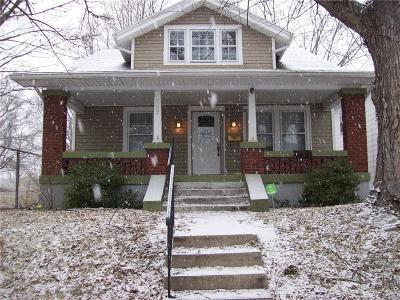 Dayton Single Family Home For Sale: 707 Pritz Avenue
