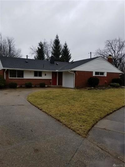 Single Family Home Pending/Show for Backup: 5339 Cranwell Circle