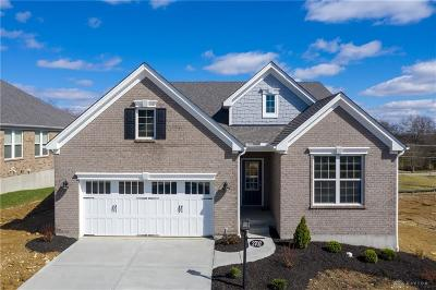 Warren County Single Family Home For Sale: 2702 Heirloom Court