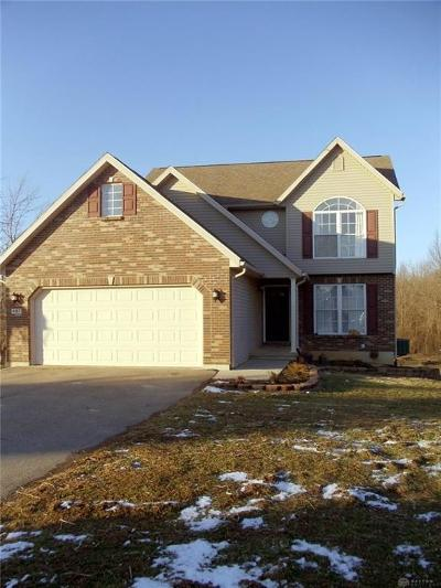 Martinsville OH Single Family Home For Sale: $214,900