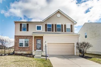 Springboro Single Family Home Pending/Show for Backup: 9824 Blue Spruce Drive