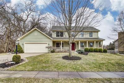 Montgomery County Single Family Home For Sale: 6510 Staverton Drive