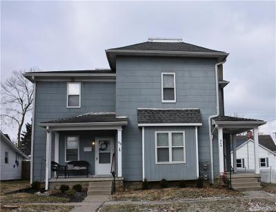 Troy Multi Family Home Pending/Show for Backup: 404-406 Clay Street