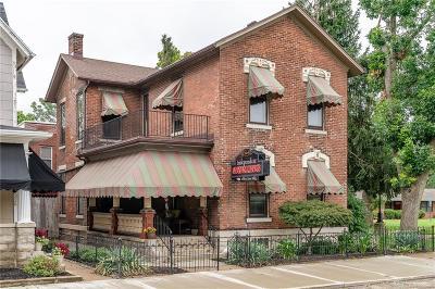 Dayton Single Family Home For Sale: 324 Jones Street