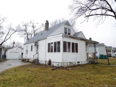 Fairborn Single Family Home For Sale: 311 Elm Avenue
