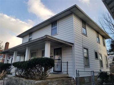 Dayton Multi Family Home For Sale: 112-114 Pointview Avenue