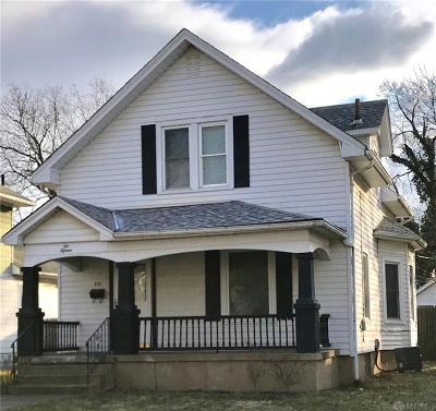 Middletown Single Family Home For Sale: 215 Franklin Street