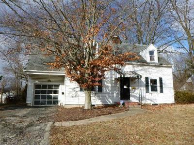 Dayton Single Family Home For Sale: 1419 Newton Avenue