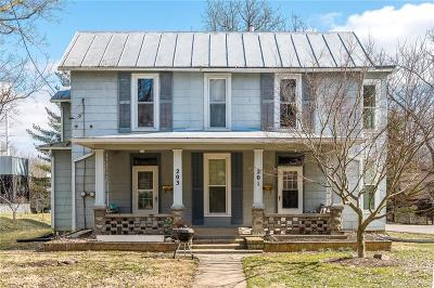 Yellow Springs Single Family Home Pending/Show for Backup: 201 Walnut Street #203