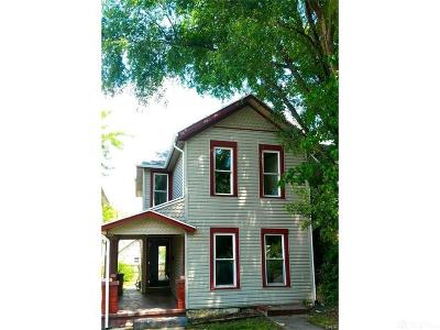 Dayton Single Family Home Pending/Show for Backup: 31 Bidleman Street