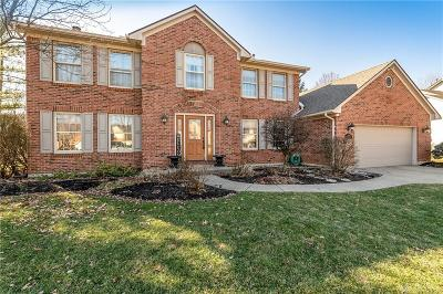 Single Family Home For Sale: 9699 Feather Wood Lane