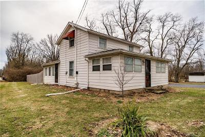 Dayton Single Family Home For Sale: 2190 Little York Road