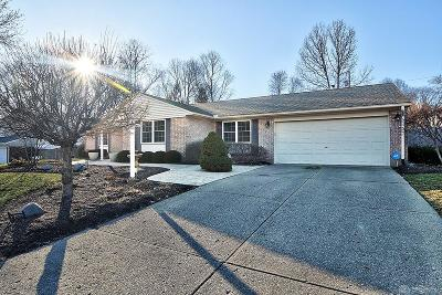 Bellbrook Single Family Home Pending/Show for Backup: 2089 Vemco Drive