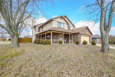 Single Family Home For Sale: 6401 Prairie Creek Court