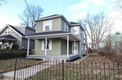 Middletown Single Family Home Pending/Show for Backup: 2202 Baltimore Street