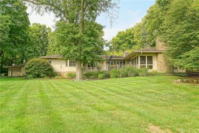 Dayton Single Family Home For Sale: 4910 Tait Road