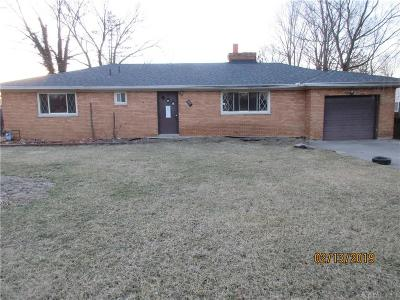 Beavercreek OH Single Family Home For Sale: $92,500