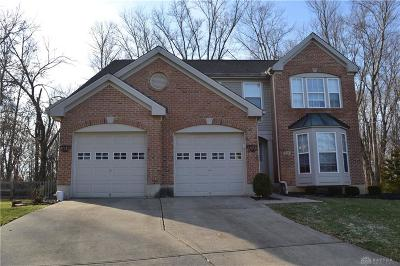 Warren County Single Family Home For Sale: 446 Wyndham Drive