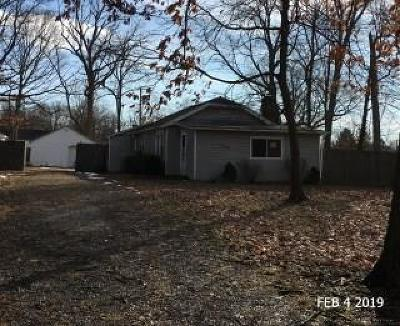 Greene County Single Family Home For Sale: 1704 Shady Lane