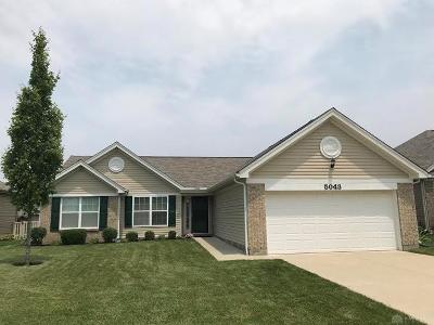 Tipp City Single Family Home For Sale: 5043 Dayflower Drive