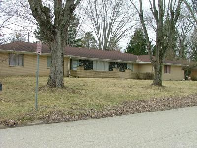 Beavercreek OH Single Family Home Pending/Show for Backup: $151,348