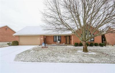 Springfield Condo/Townhouse Pending/Show for Backup: 1809 Berwick Drive