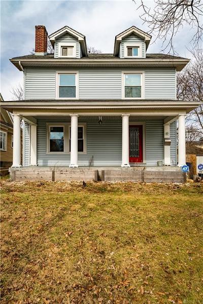 Dayton Single Family Home For Sale: 15 Pinehurst Avenue