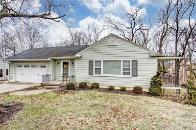Middletown Single Family Home For Sale: 4201 Nelson Road