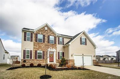 Fairborn Single Family Home Pending/Show for Backup: 78 Cascade Drive