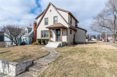 Dayton Single Family Home For Sale: 3417 4th Street