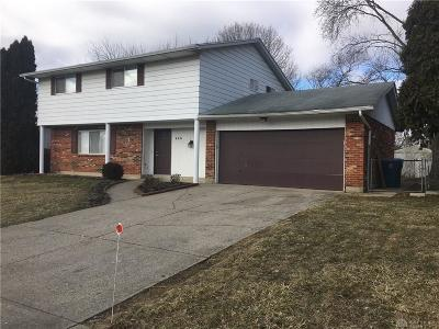 Dayton Single Family Home For Sale: 4931 Longford Road