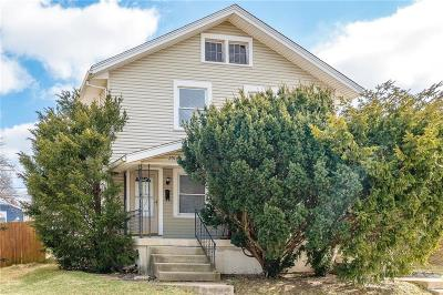 Dayton Multi Family Home For Sale: 2016 King Avenue
