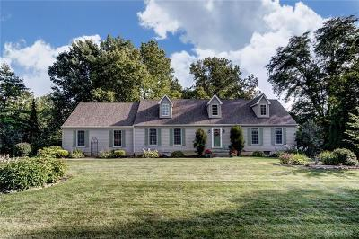 Troy Single Family Home For Sale: 1930 Westwood Road